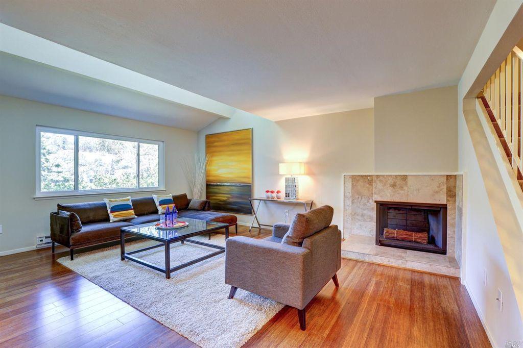 23 Corte Mesa Drive, San Rafael, California