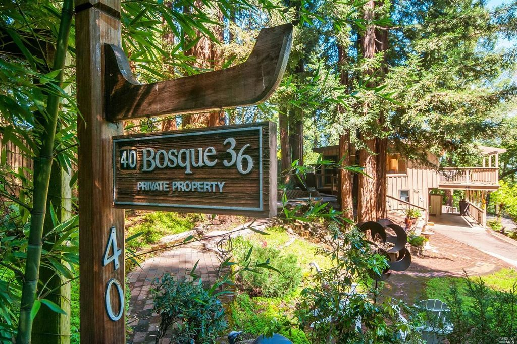 40 Bosque Avenue, Fairfax, California