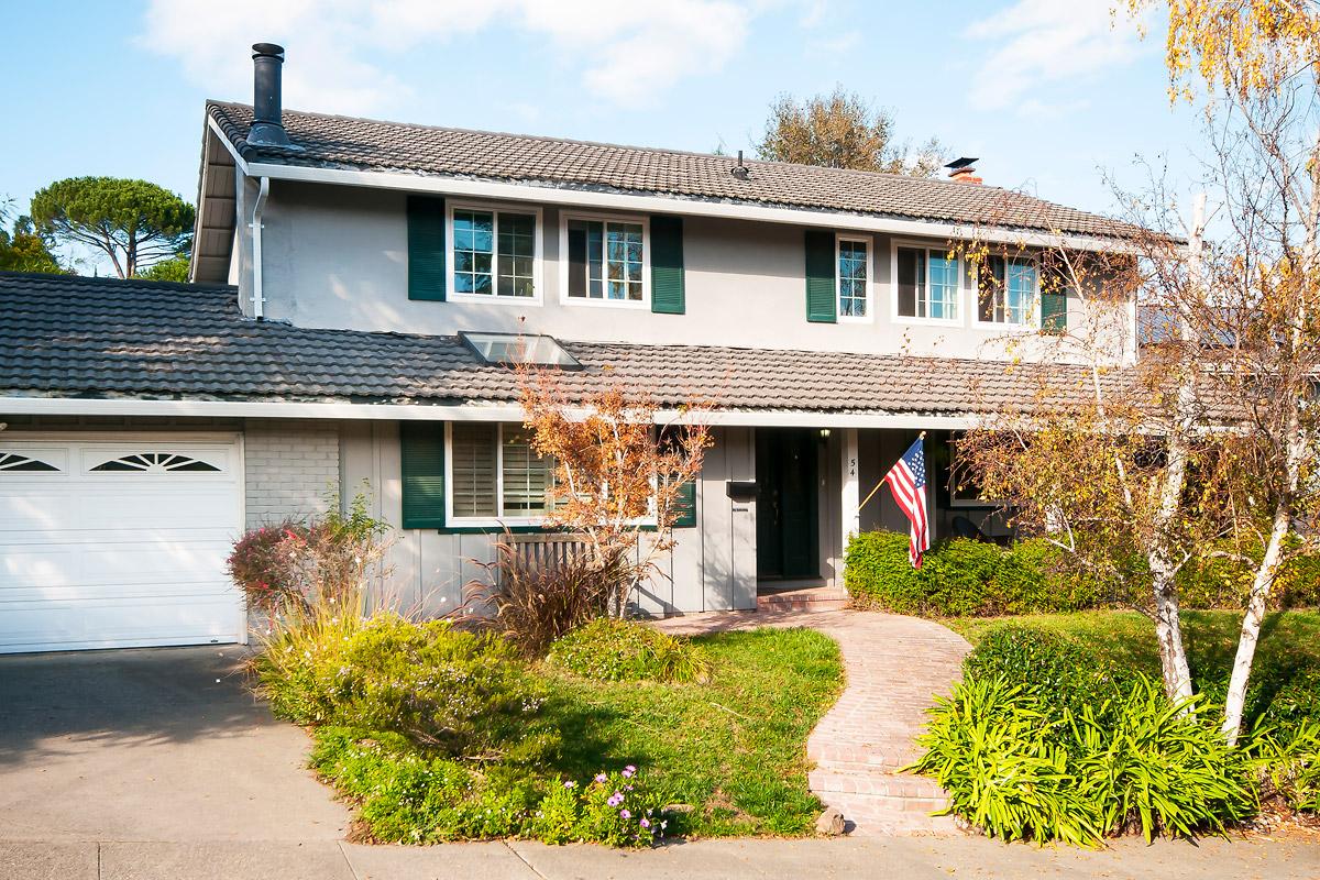 54 Twelveoak Hill Drive, San Rafael